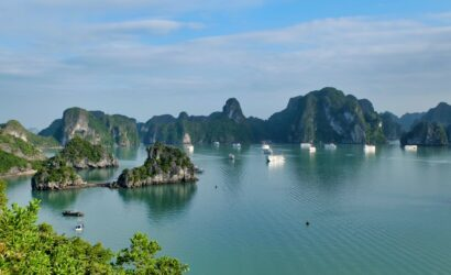 Holiday package to Vietnam from Nepal