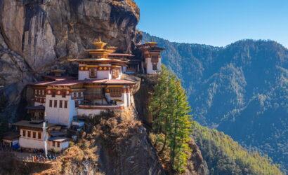 Bhutan Holiday Package from Dubai