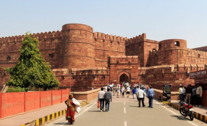 Delhi and Agra Holiday Package
