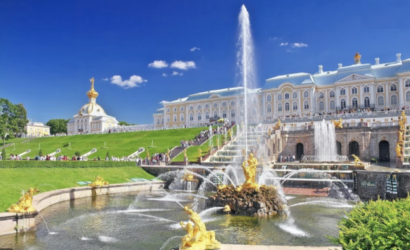 Russia holiday package from Nepal